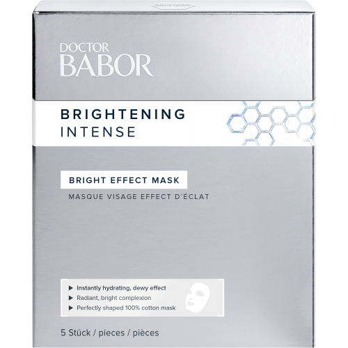 Bright Effect Mask 5 pcs